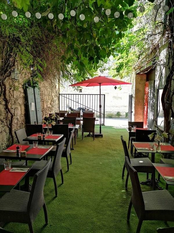 La Cour de Caro - Restaurant Avignon