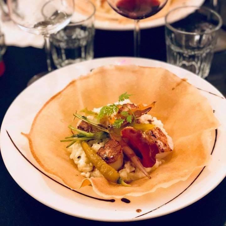 Le Restaurant - La Cour de Caro - Avignon